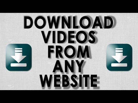 How To Download Videos From Any Site Using Google Chrome - Free & Simplest Way 2015/2016 - YouTube