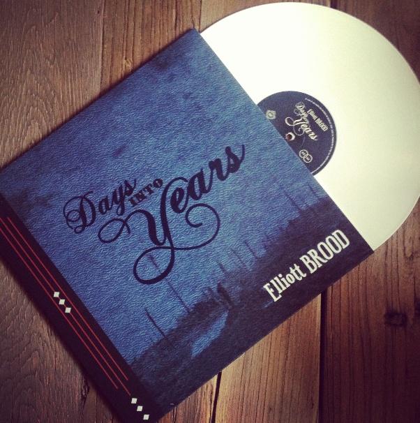 Juno-nominated album right here! Elliott BROOD's 'Days Into Years'