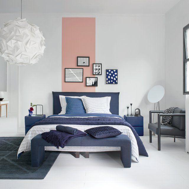 Best 25 deco chambre bleu ideas on pinterest design de chambre coucher gris peinture de - Chambre bleu et gris ...