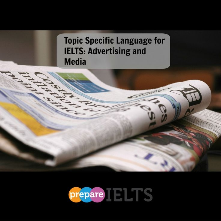 You want the language you need to talk and write about Advertising and Media?…