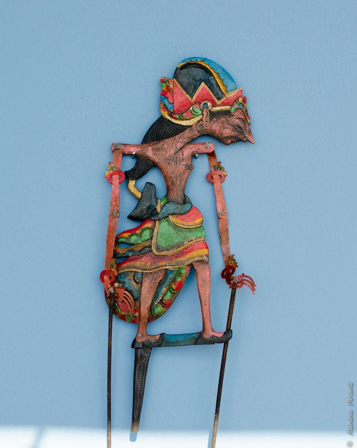 Javanese Shadow puppet - Wayang klitik - Über den Traum
