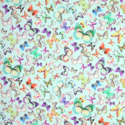 Telas.es Thousand Butterflies No. de artículo: 16_91027_01