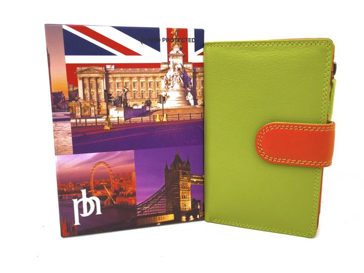Prime Hide RFID Blocking UK London Range Multi colour Purses The London Collection.    London, widely considered one of the most stylish cities in the world, is a place where there are no rules when it comes to fashion. Practicality meets understated glamour, and there is an undeniable love for all things vintage. This is epitomised by Prime Hide's London collection of purses. This vibrant and colourful purse range has a timeless and old school edge, making it truly one of a kind. All purses…