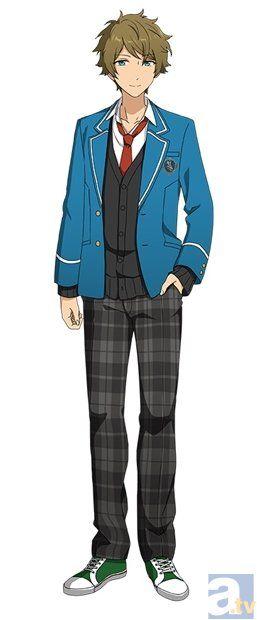 体格は良いが心臆病、『あんスタ』、高峯 翠を紹介!【第10回】 - アニメイトTV