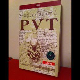 PVT Psikolojik Virüslerden Temizlenme / Doç. Dr. Nusret Kaya (İkinci El Kitap)