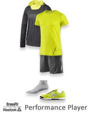 Road Runner Sports Performance Player Mens Workout Clothes