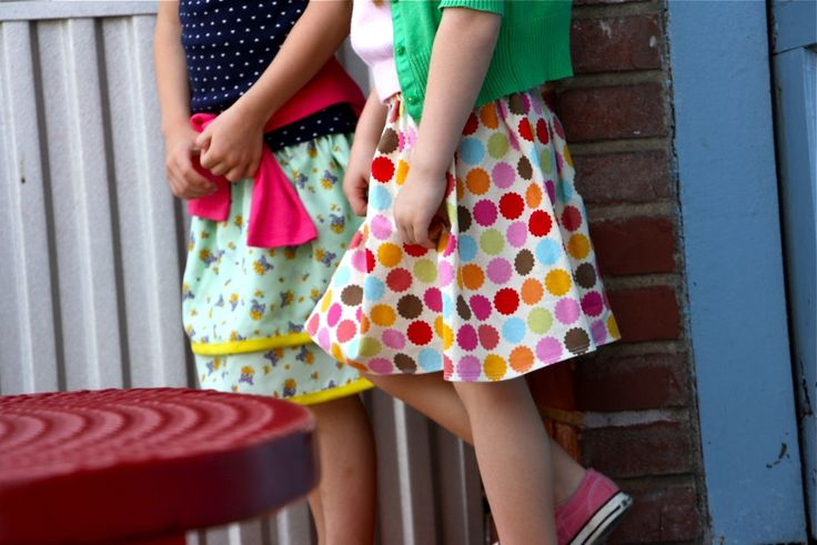 TUTORIAL: a simple skirt – MADE EVERYDAY