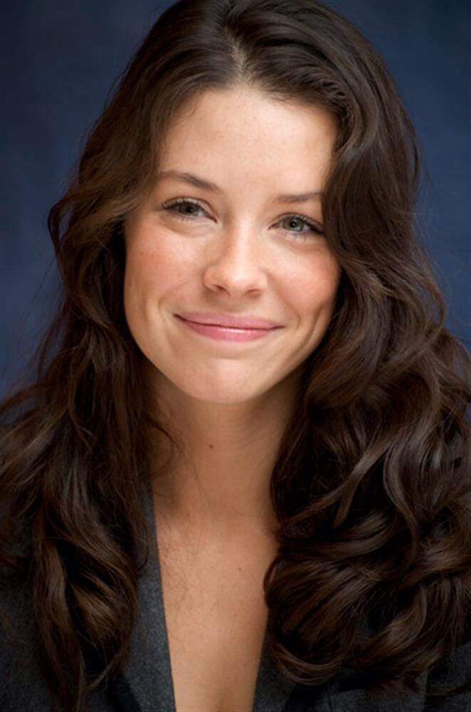 Evangeline Lilly as Mallory Davis (Mermaid Moon by Colleen Coble)