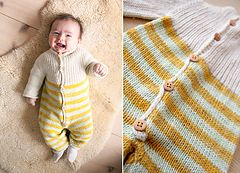 Ravelry: Edith's Everyday Jumpsuit pattern by Anna & Heidi Pickles