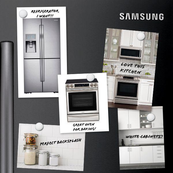 Inainte de #PInterest sau #Facebook au existat magnetii de frigider:)