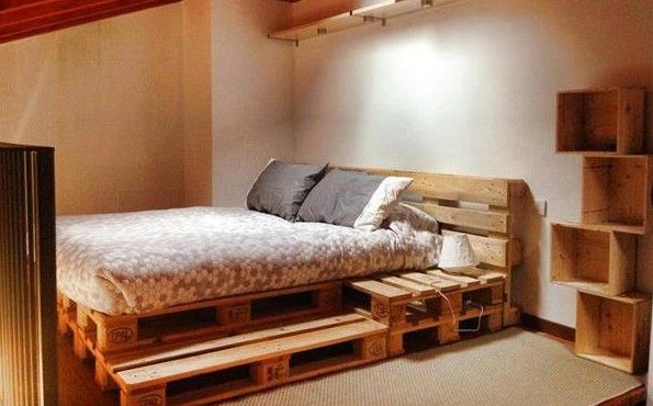 habitacion palets