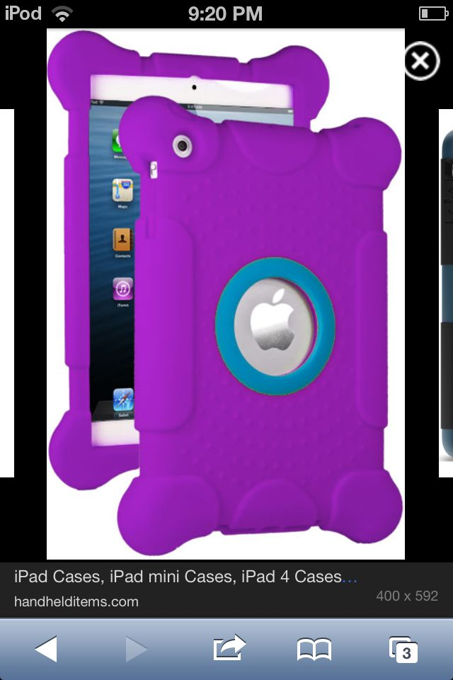We sell iPad, iPhone  Samsung cases and covers at unbeatable prices with free shipping worldwide. http://snmart.com/cheaper-ipad-mini-cases