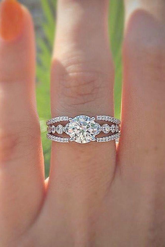 Wonderful Vintage Diamond Rings Cheap Valuable Popular Engagement Rings Wedding Rings Vintage Womens Engagement Rings