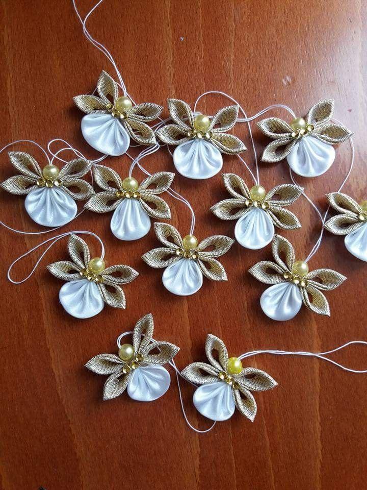 Christmas Crafts Enfeites De Arvore De Natal Arvores Originais