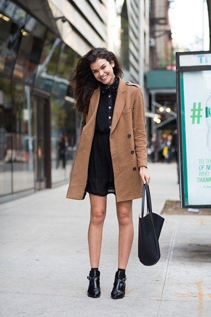 College Street Style in New York City | Best Campus Fashion | Teen Vogue