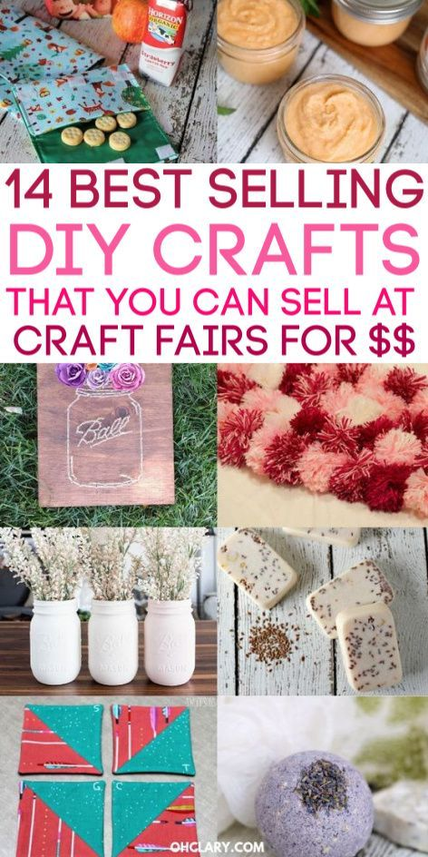 These trending crafts to sell 2020 are THE BEST! I am so