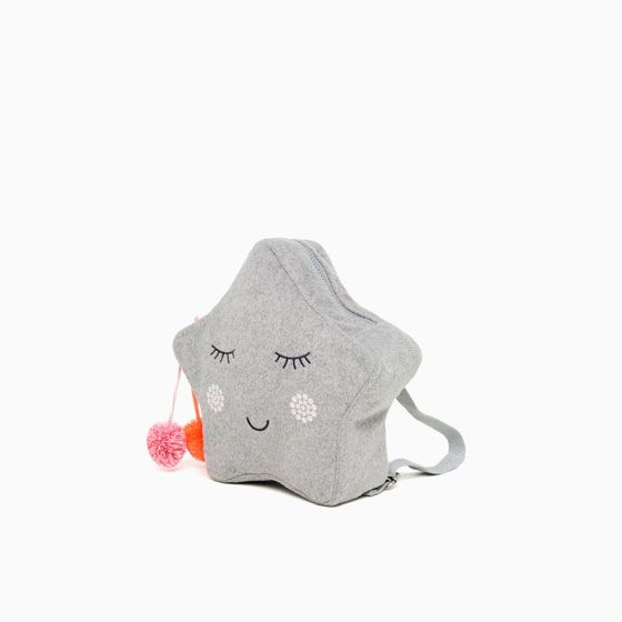 Image 5 of STAR BACKPACK from Zara