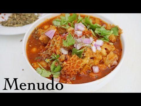 Mexican Menudo Rojo Recipe - Mexican Hangover Soup - YouTube | Mexican recipies in 2019 ...