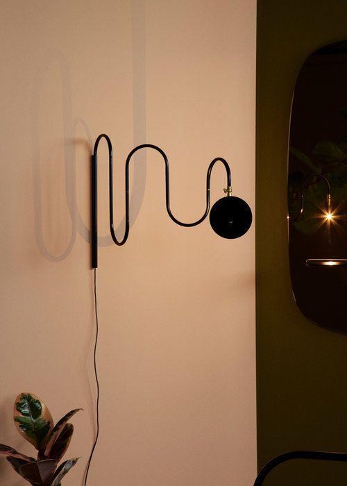 Kajo wall lamp - Studio Finna www.studiofinna.com