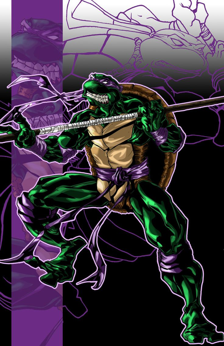198 best images about tortue ninja ninja turtle on pinterest movies free master splinter and - Donatello tortue ...