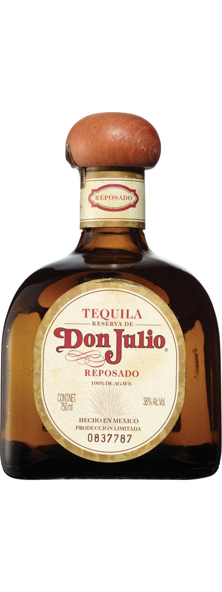 Don julio reposado tequila med bilder
