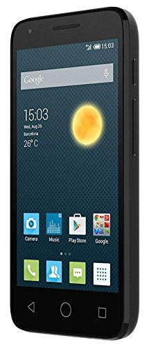Buy ALCATEL OneTouch Pixi 3 Global Unlocked 4G LTE Smartphone, 4.5 Display, 8GB (GSM - US Warranty) USED for 53.56 USD | Reusell
