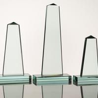 Glass Trophies and Awards