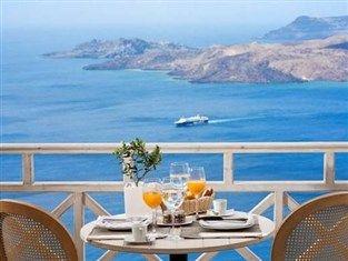 Petit Palace Santorini - Balcony/Terrace