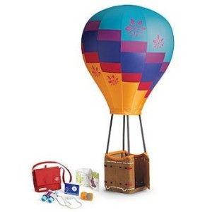 Saige's Hot Air Balloon Set