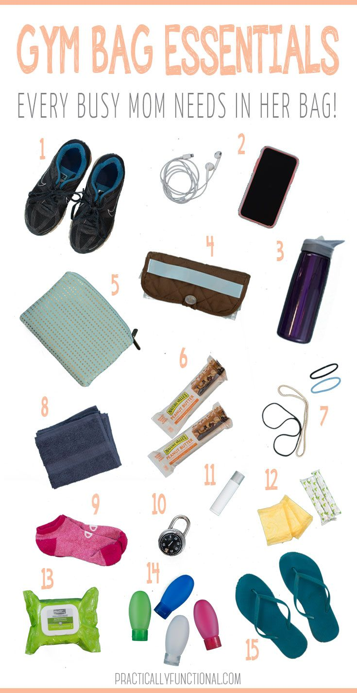 40fe154ca5be Make your mornings easier by keeping these gym bag essentials!   gymbagessentials  gymbag  healthandfitness  practicallyfunctional