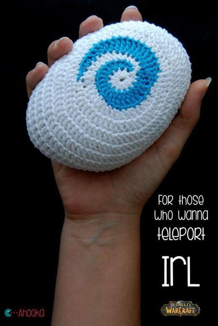 18 best Crochet video game ideas images on Pinterest   Game ideas ...