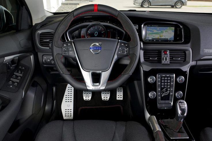 Volvo v40 2017 interior!!   volvo!!!   Pinterest   Volvo v40, Volvo ...
