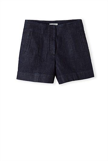 http://www.countryroad.com.au/shop/woman/clothing/shorts/indigo-denim-tailored-short-60170485