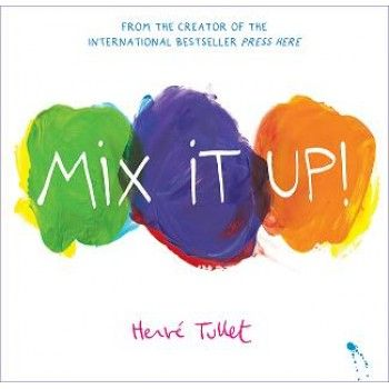 by herve tullet for ages this picture book is for the artistic child into colour and painting brand new from the bestselling creator of press here - Colour For Children