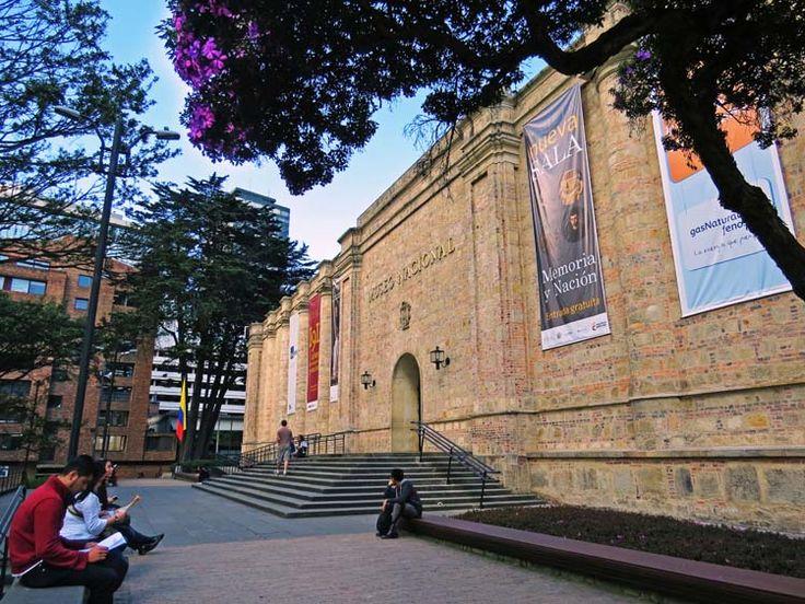 16. Museo Nacional de Colombia.