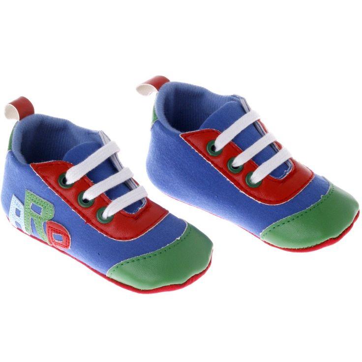 Rock A Bye Baby βρεφικά παπουτσάκια αγκαλιάς «ARP» - Παιδικά ρούχα AZshop.gr