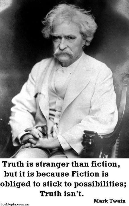 truth is stranger than fiction essay As per the definition in the dictionary,fiction refers to books and stories about imaginary people a.