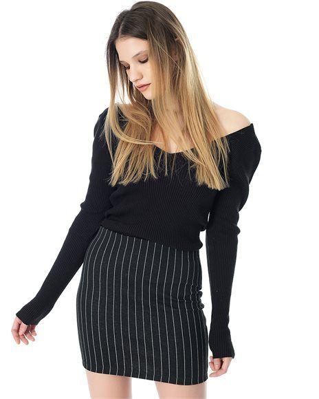 Μίνι φούστα #fashion #girl #skirt #mini #miniskirt #stripes #officelook #fashionable #pinkwoman