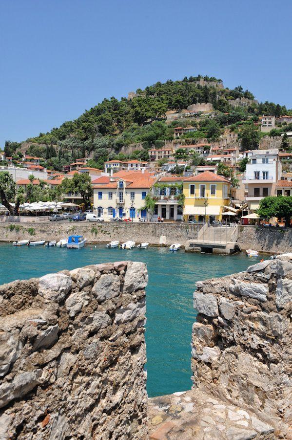 Άποψη της Ναυπάκτου! http://diakopes.in.gr/trip-ideas/article/?aid=209444 #ναύπακτος #ταξίδι #ελλάδα