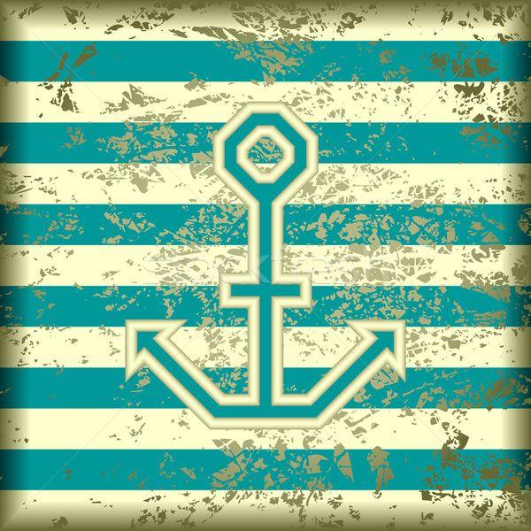 çapa · arka · plan · deniz · dizayn · duvar · kağıdı · bağbozumu ...