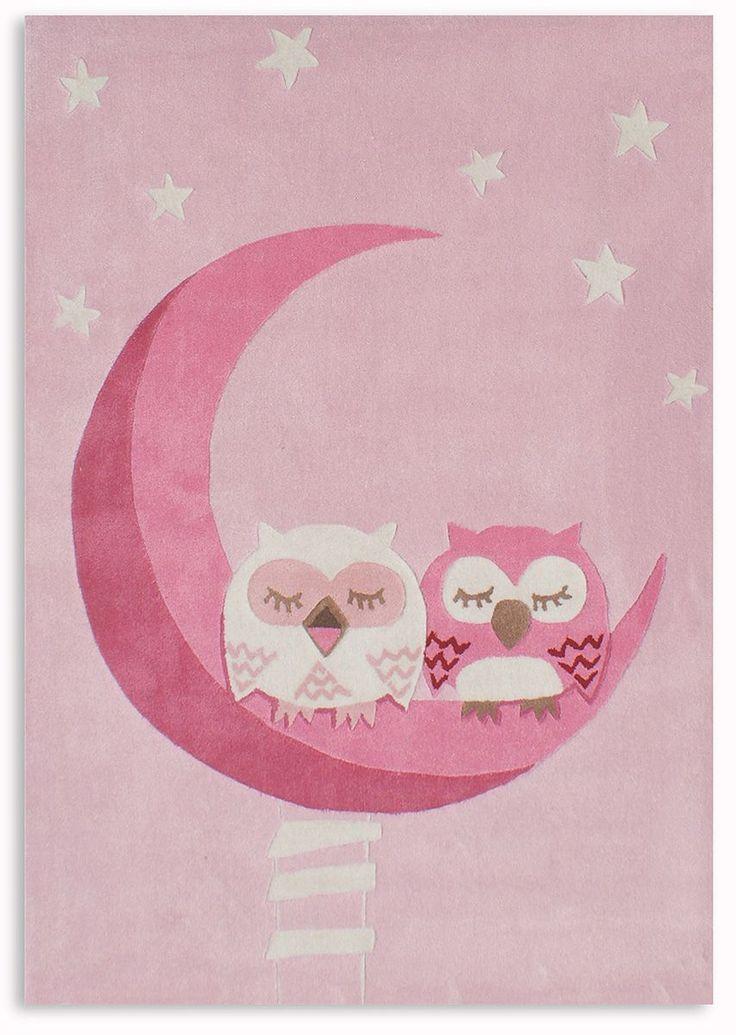 Kinderteppich eule rosa  Más de 25 ideas increíbles sobre Kinderteppich eule en Pinterest ...
