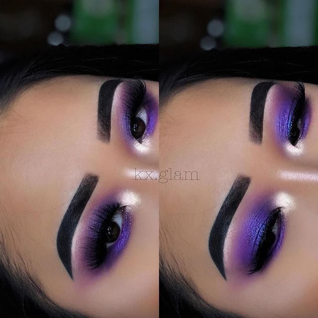 This picture is just GOALS! We are always looking for new eyeshadow looks and tutorials for eye colors. Our calendar will help you stay on top of when the latest makeup eyeshadow palettes are being released!