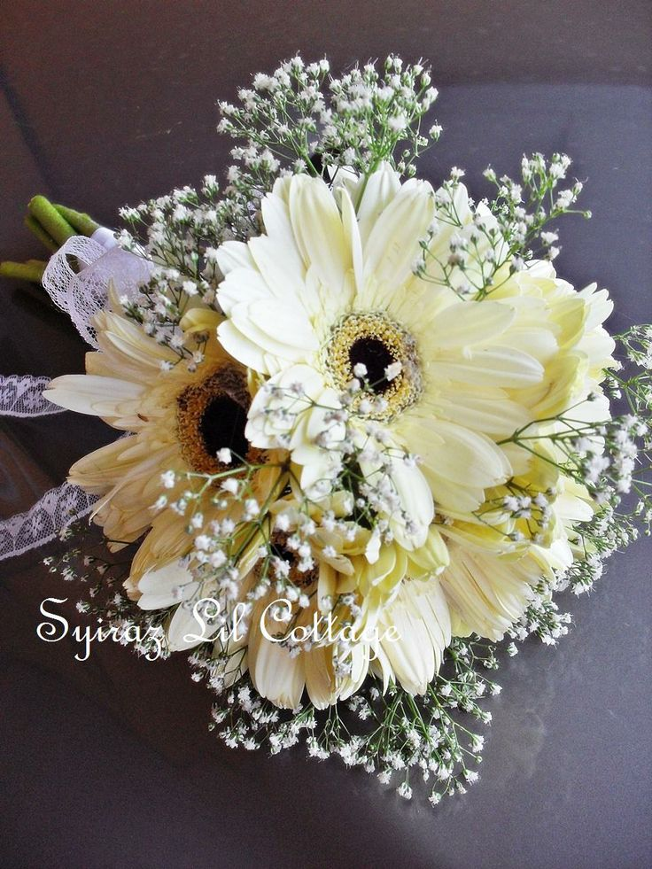 Cheap Fresh Flower Wedding Bouquets