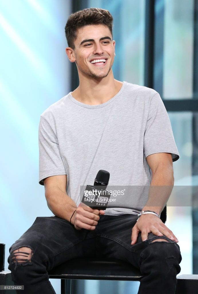 Jack Gilinsky of Jack & Jack discusses their new EP 'Gone' at Build Studio on July 11, 2017 in New York City.
