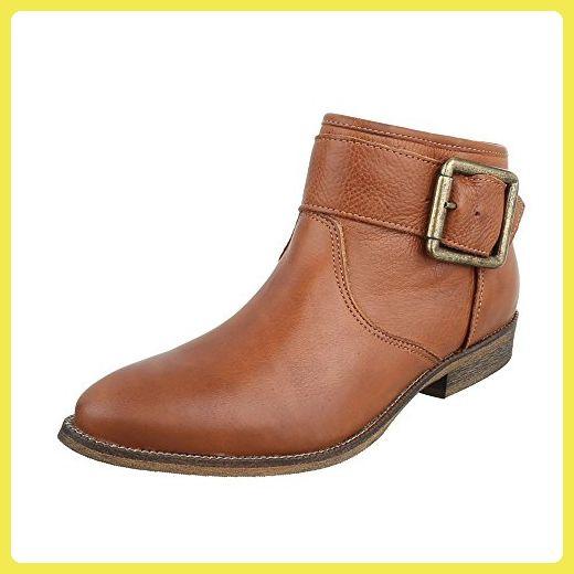 Aktuelle Damen Overknee Stiefel Schuhe Keilabsatz Wedges 6560 Schwarz 38