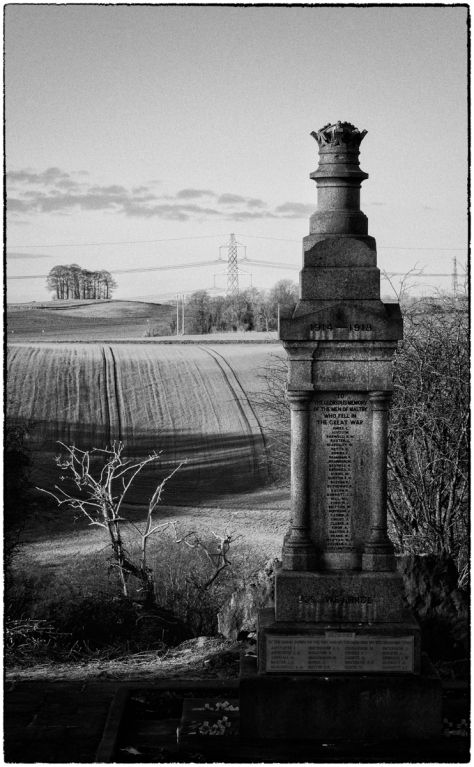 Maltby War Memorial Blyth Road, Maltby, Rotherham, South Yorkshire
