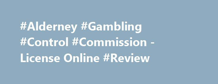 Alderney gambling regulations of montecasino