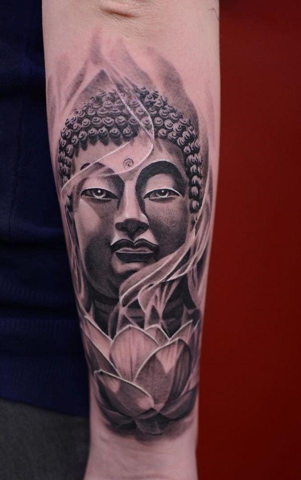 60 Inspirational Buddha Tattoo Ideas Tattoo Designs Buddha