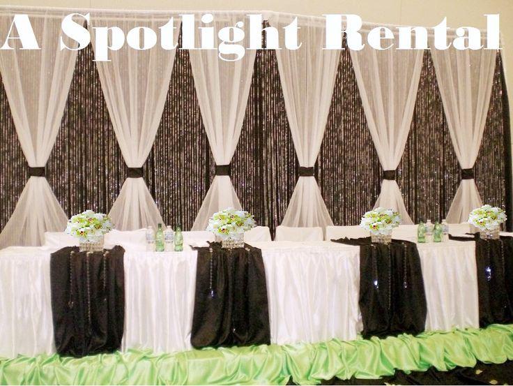 a spotlight rental a spotlight rental2015 facebook wedding event backdrop ceremony crystal column decoration
