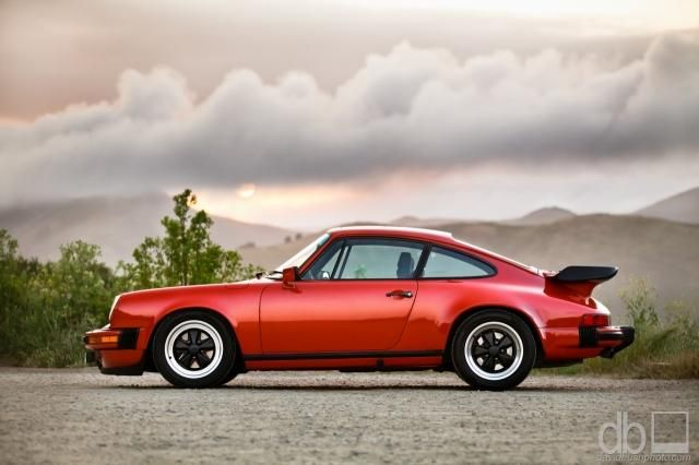1983 Porsche 911 SC - Briefly had one of these years ago - the one car I would choose to have again and retire with!
